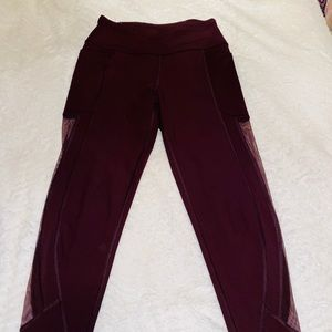 victoria's secret workout leggings